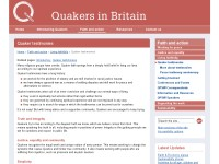 Quaker Values