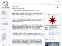 Quakers Wikipedia